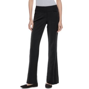 Women's ELLE™ Wide-Leg Dress Pants
